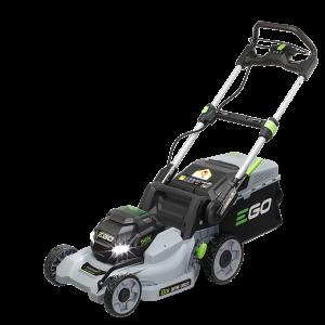 EGO 56 Volt Rasenmäher-Sets LM1701E (0-10) - mit Akku und Ladegerät, ohne Radantrieb -